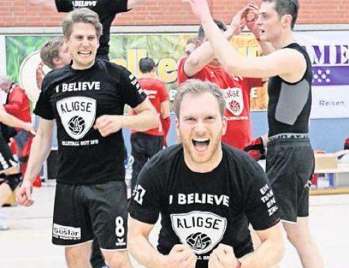 Teamlösung: Aligse mit fünf Trainern: So ersetzt der Volleyball-Drittligist seinen langjährigen Coach Thiele