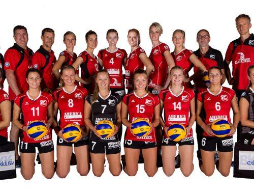 Das Abenteuer 2. Liga beginnt – Aligses Volleyballfrauen vor dem Härtetest / Morgen gibt es ein Turnier in der eigenen Halle