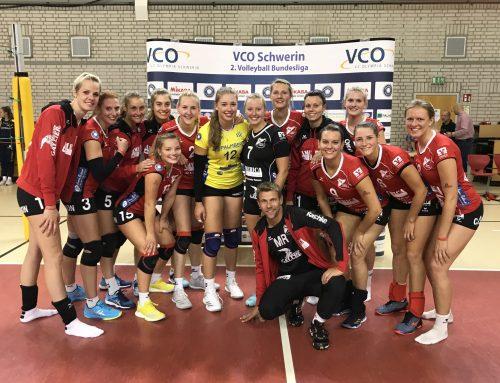 In der 2. Liga angekommen Aligser Volleyballerinnen starten mit einem 3:0-Erfolg in die Saison / Sonntag Heimpremiere gegen Union Emlichheim