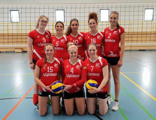 Verbandsliga 3, Frauen: Beste SFA-Platzierung seit dem Abstieg – SFA funktionieren als Team