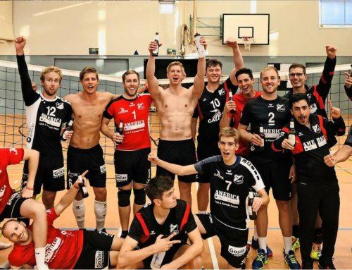 Aligses Volleyballer schon auf Draht – Drittligamänner gewinnen Vorbereitungsturnier. Zweitligafrauen freuen sich, dass zwei Stützen bleiben.