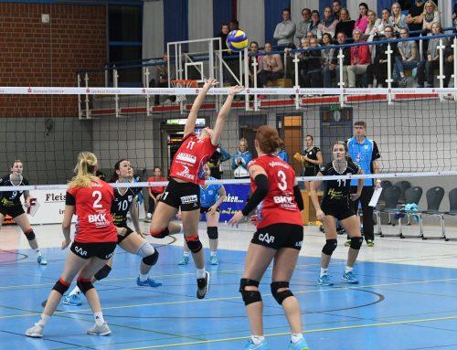 """Volleyball der Spitzenklasse kündigt sich an – Aligses Volleyballerinnen erwarten """"Liga-Urgestein"""" TSV Bayer 04 Leverkusen"""