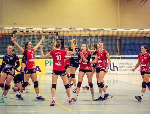 Der Rotation den Schwung nehmen – Aligses Volleyballerin wollen heute punkten
