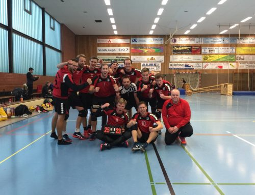 Richtungsweisend: 2. Volleyballherren siegt in Bergen-Wietzendorf