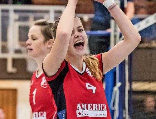 Mit Mut aus dem Tief – Aligse-Volleys haben Topspiel