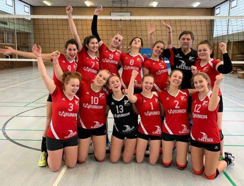 Landesliga: 3. Damen mit Sieg und Niederlage beim Heimspieltag