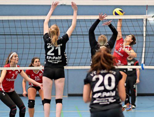 Verbandsliga 3, Frauen: Aligserinnen spielen hopp oder topp