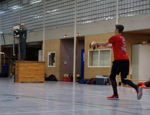 2. Volleyballherren: Relegation zur Verbandsliga steht bevor