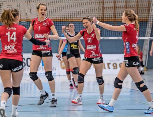 Offenes Visier in Berlin  –  Aligses Volleyballfrauen haben entscheidendes Duell