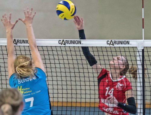 Aligse wird in Berlin abgeschmettert – Volleyball-Zweitligist verliert Schlüsselspiel. Trainer Meyer vermisst Konstanz. SFA-Männer siegen 3:1.