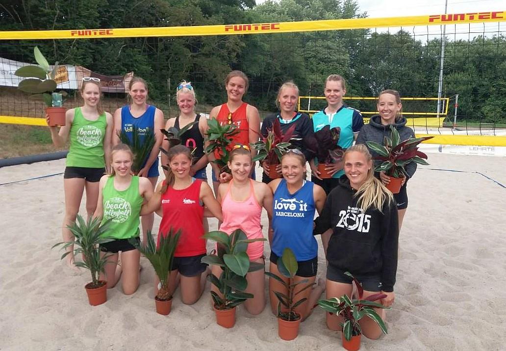 Beach: Traumfinale beim Damen C-Cup besser als Fußball-Natio…