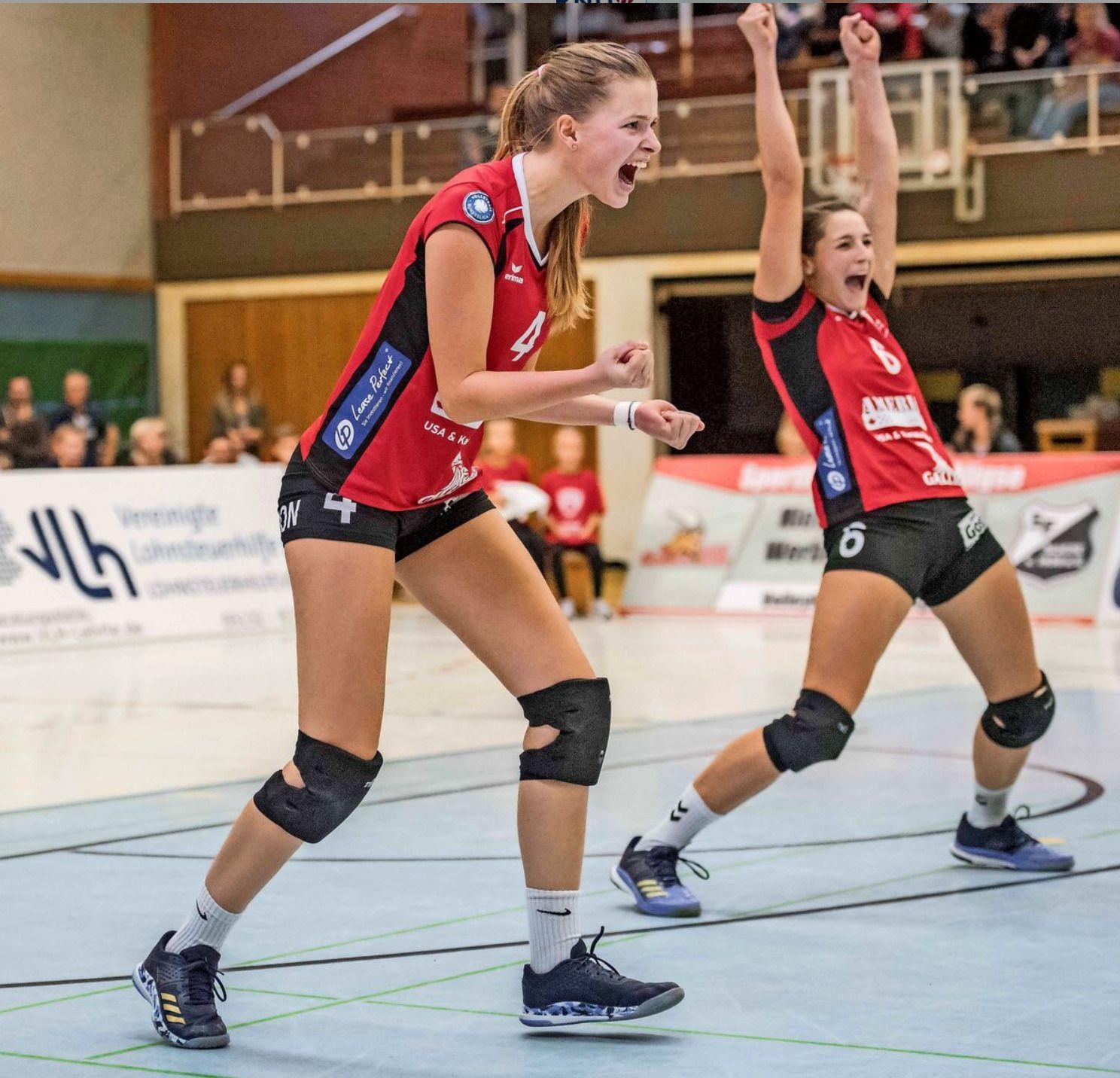 """Aligse abgezockt im Abstiegskampf  – Frauen gewinnen 3:1  """"Eine disziplinierte Leistung"""""""