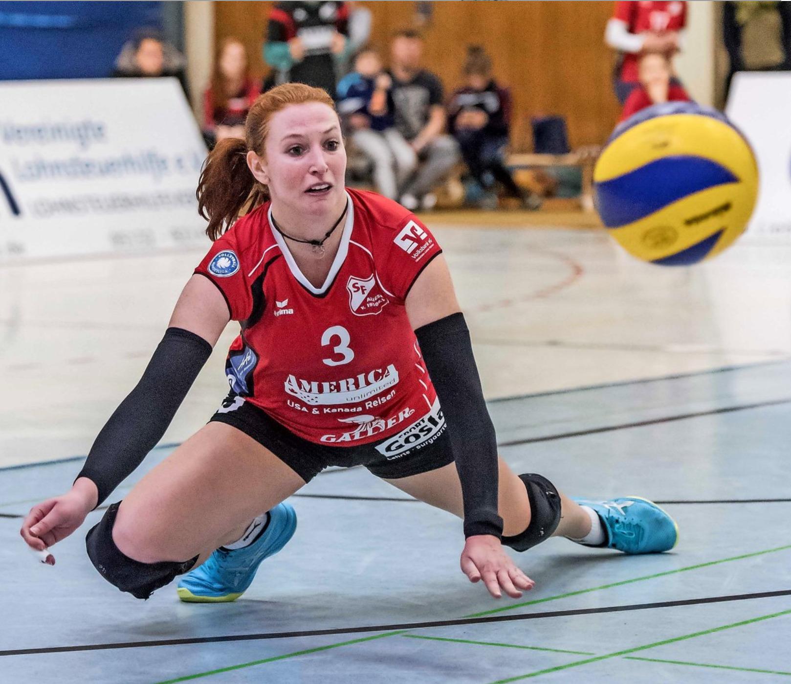 Im Gleichschritt – Siege für Aligses Volleyballer. Schreiner zurück.