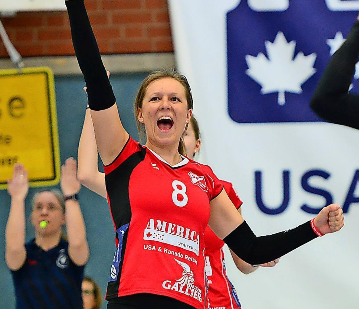 Aligse braucht viel PS – Frauen im Volleyball-Abstiegskampf – Schiri-Problem der Männer gelöst.