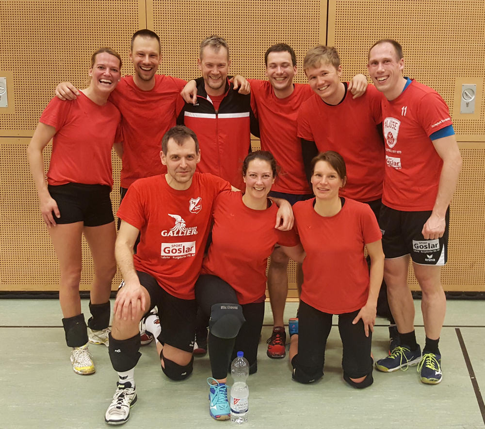 Volleyball Verbandsmeisterschaften  Mixed