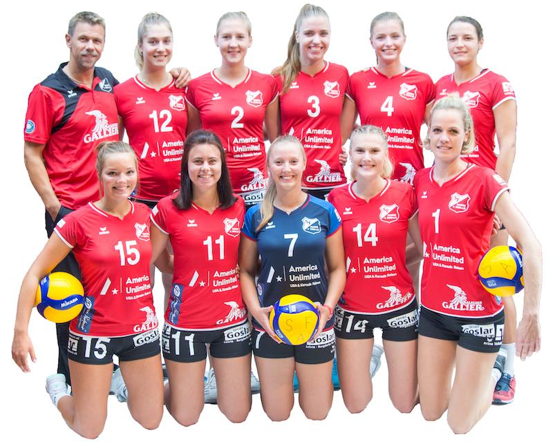 Neustart in der dritten Liga – Auftakt der Aligser Volleyballerinnen am Samstag, 14. September, an der Schlesischen Straße
