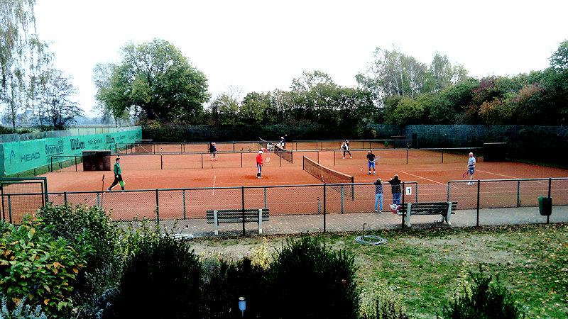 Tennis Saison 2021