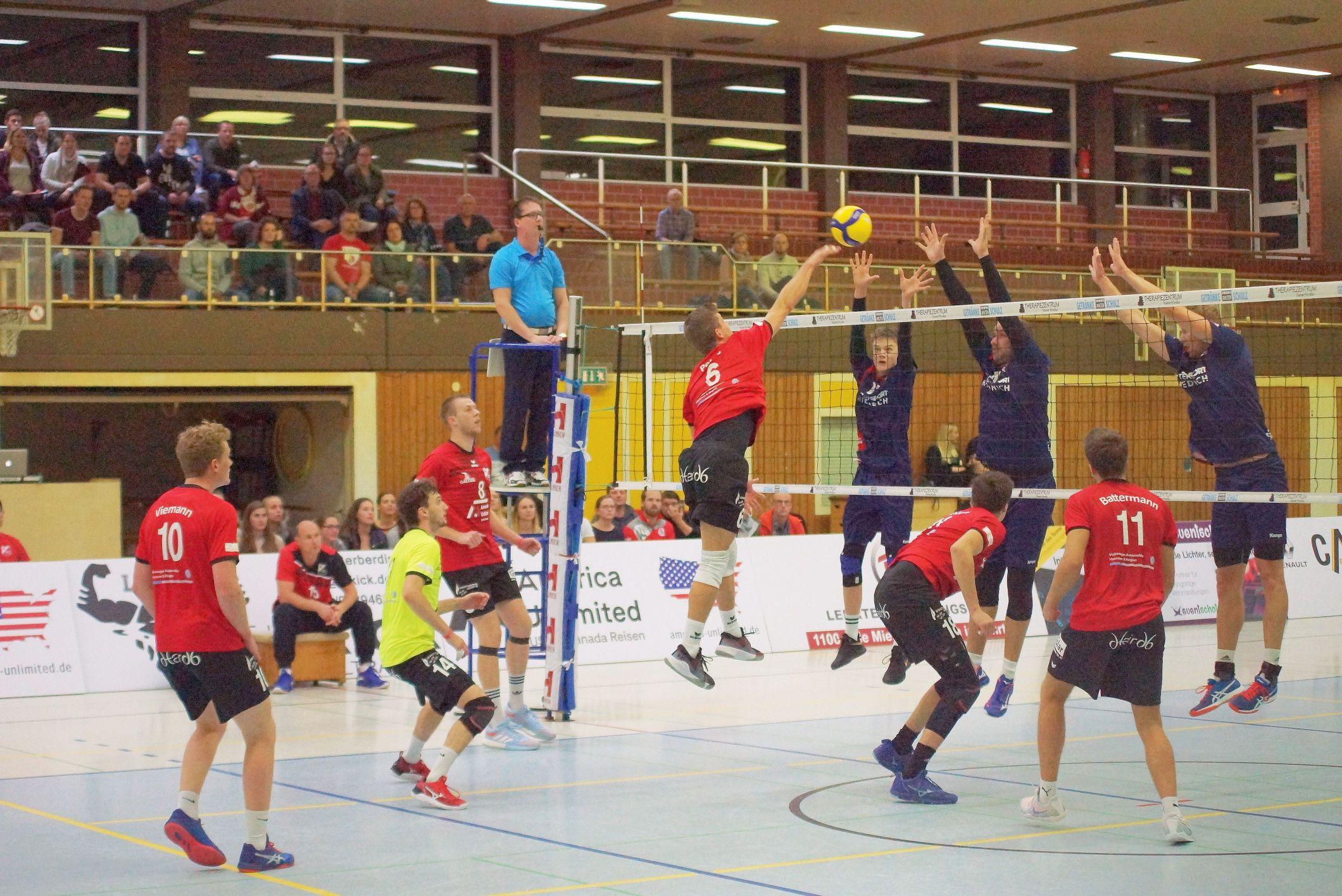 Aligses Volleyballteams wollen wieder siegen – Herren empfangen TV Hörde, Frauen reisen zum USC Münster