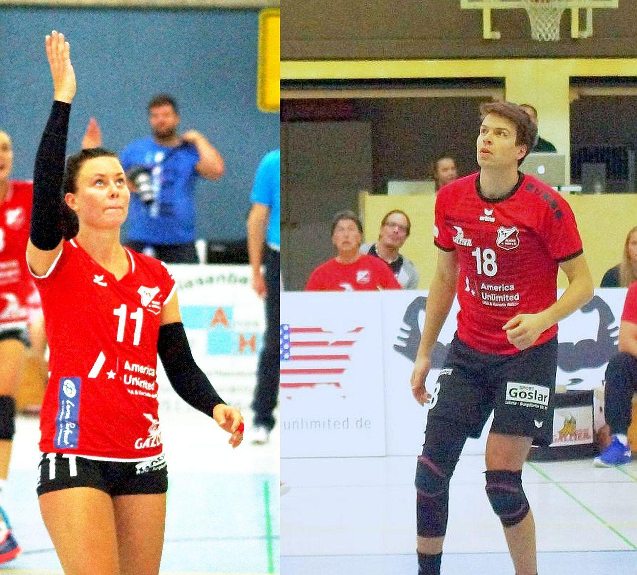 Aligser Volleyballteams gucken nach oben