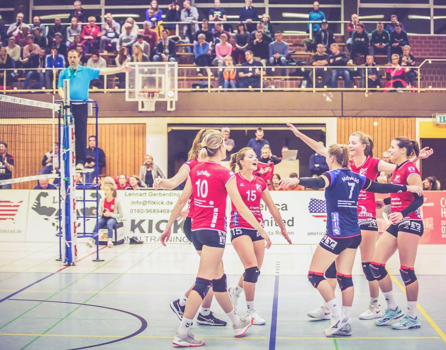 Spitzenspiel für Samstag angekündigt – Aligses Volleyball-Damen im Heimspiel gegen Tabellenzweite