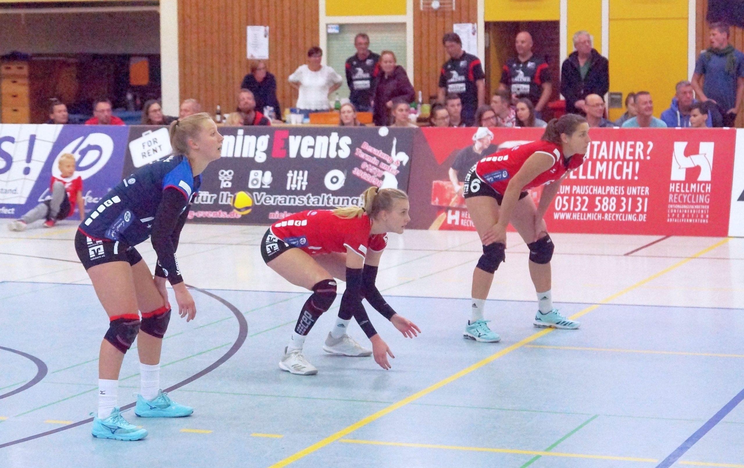 Erst Rückrundenauftakt, dann Weihnachtspause – SFA-Volleyballteams sind noch einmal gefordert