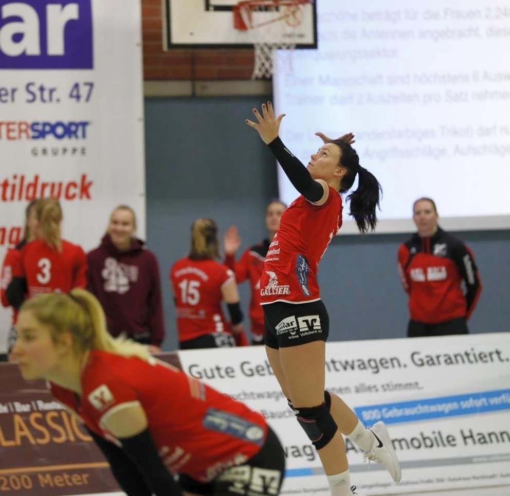 Aligses Volleyballer morgen gefordert