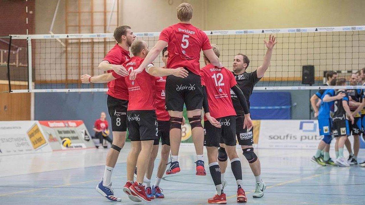 Fünfter Sieg in Folge: Aligses Volleyballer gewinnen auch in Lüneburg