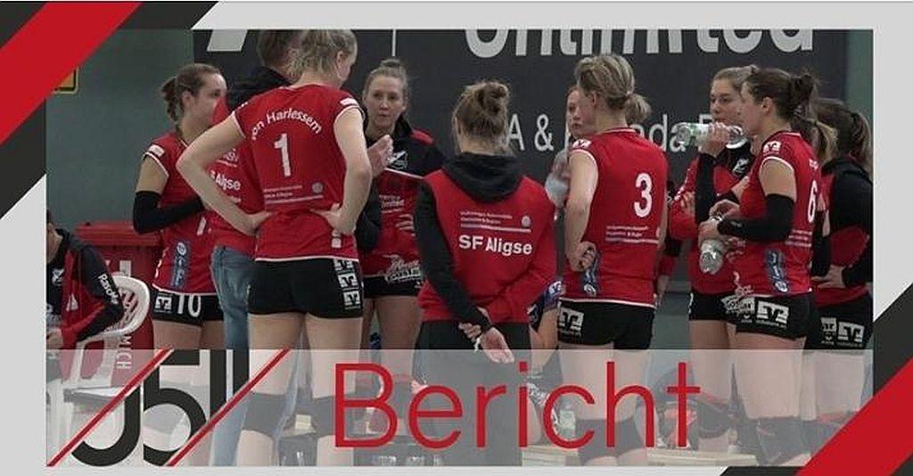 Volleyball in Aligse: Die Gallier sind verrückt  – Der h1-Fernsehbericht vom 01.03.2020 ist jetzt über youtube abrufbar!
