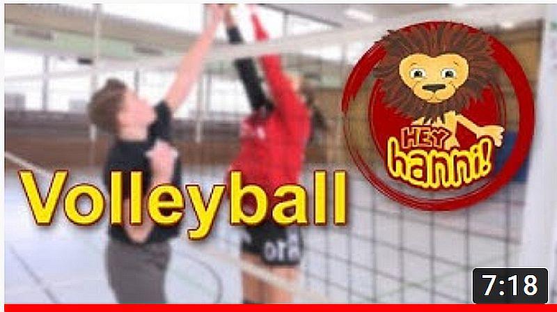 """""""Hey hanni"""" – Die Volleyball-Reportage steht auf YouTube zur Ansicht bereit"""