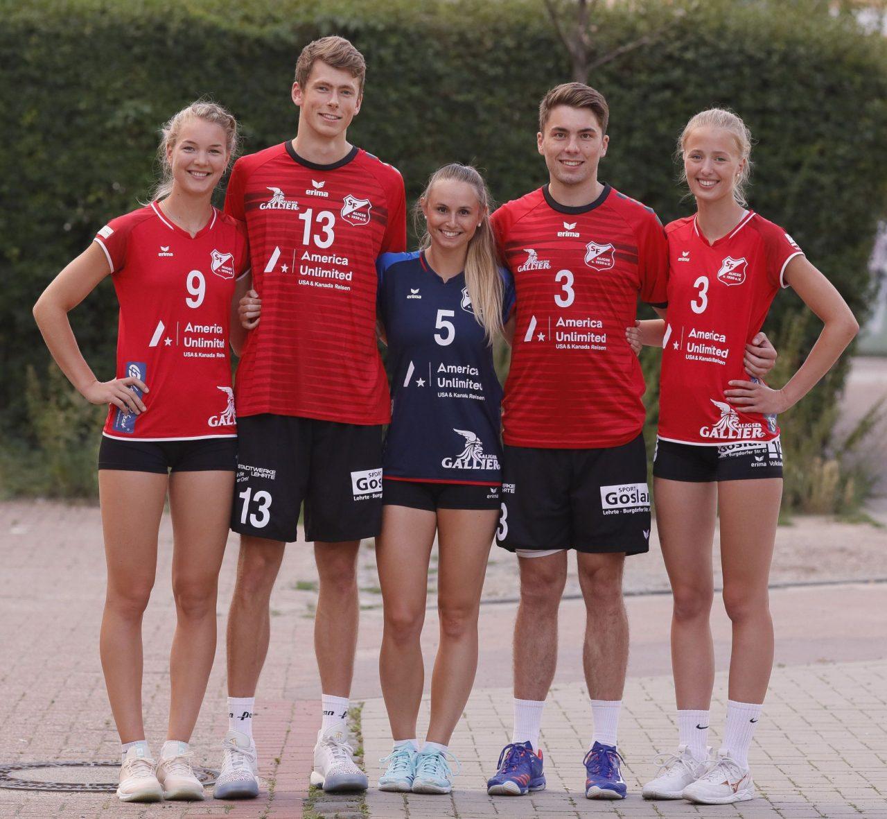 Neue Kräfte und neue Ziele in Aligse – Volleyballteams freuen sich trotz Widrigkeiten auf den Saisonstart