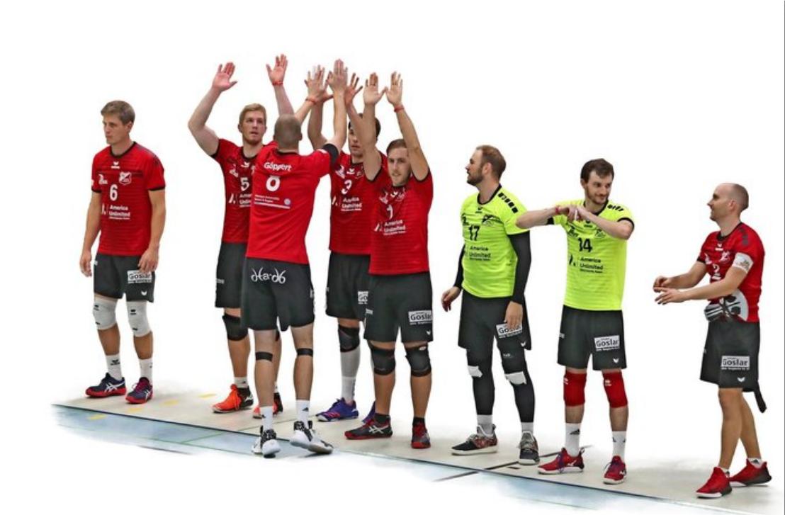 Volleyball – Dritte Liga: Die Presseberichte vom 29./30.10.2020