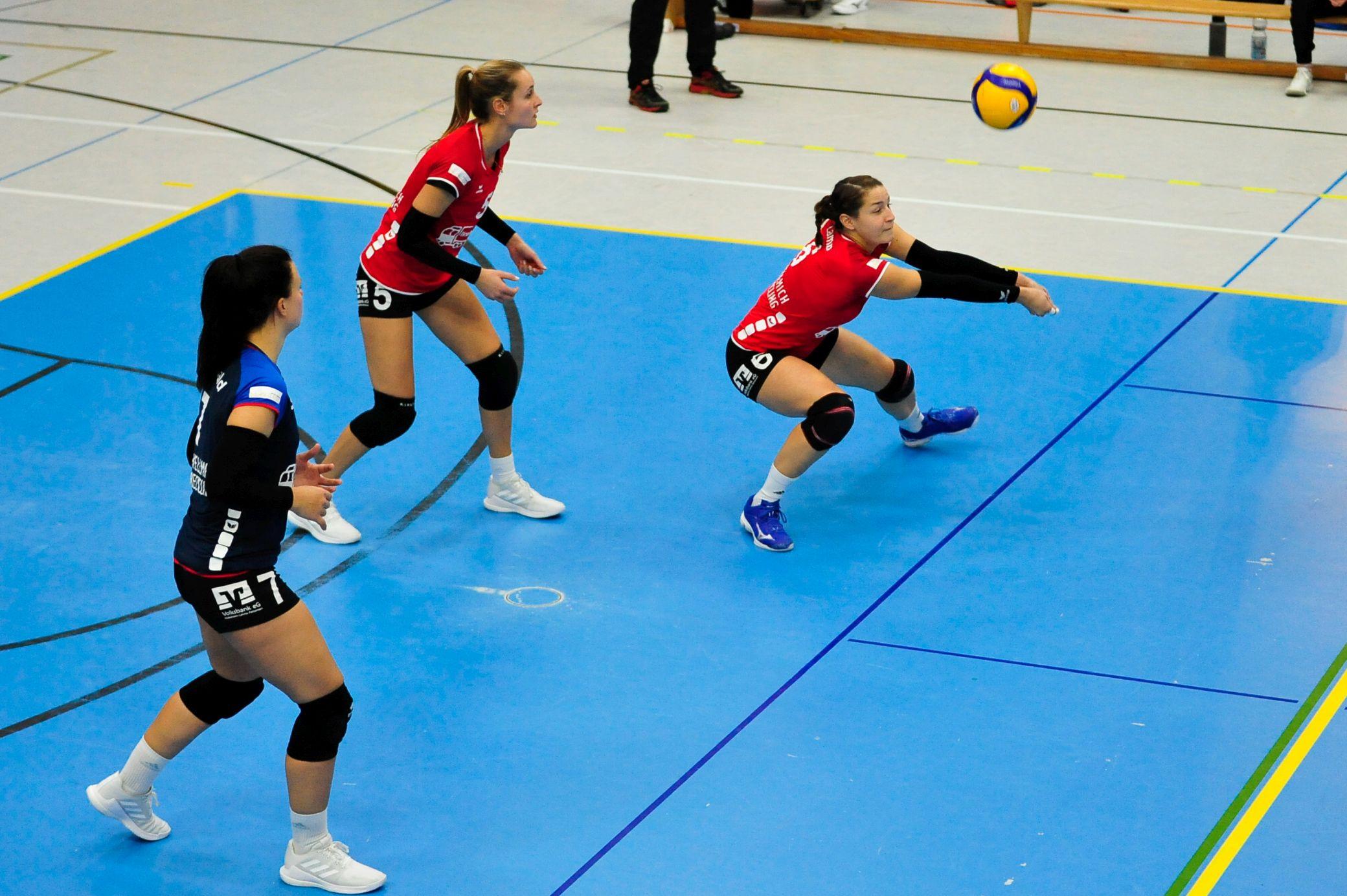 Volleyball – Dritte Liga: Die Presseberichte vom 24.10.2020