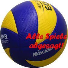 Volleyball-Spielbetrieb ruht ab 31. Oktober!