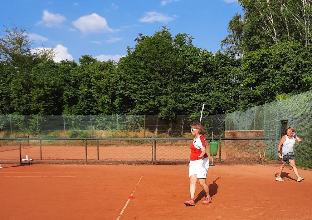 Ausschreibung  Tennisvereinsmeisterschaft im Damen und Herren Einzel