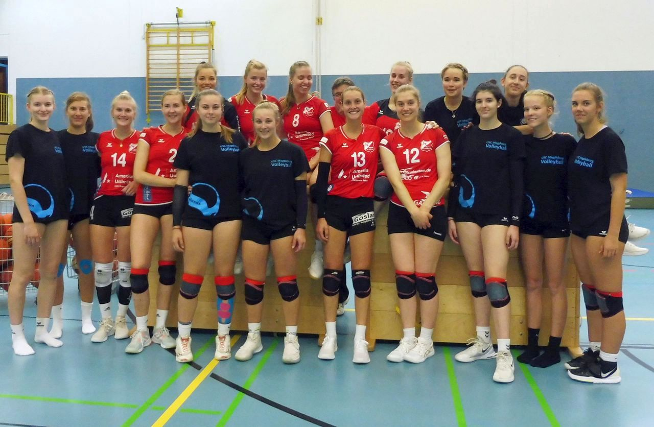 Anspruchsvolles Turnier – Volleyball am Sonntag 26. September: 6 Damen-Teams im Wettkampf